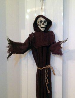 Squelette animé 90 cm