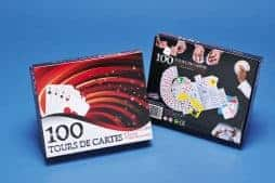 Boite tours de cartes