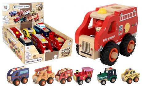 Vehicules en bois