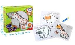 Puzzle jade animaux 24 mois