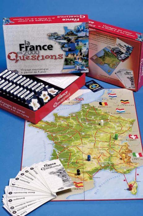 La france ne 2000 questions