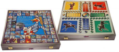 Mallette jeux de soci t 15 jeux assortis ced - Mallette a dessin professionnel ...