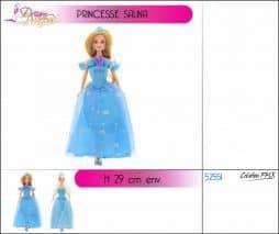 Poupée princesse Salina