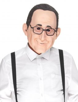 Francois Hollande Masque intégral