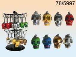 Porte clés squelettes