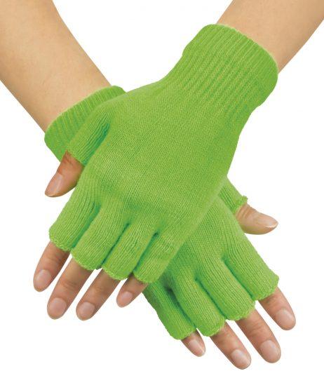 Gants courts verts