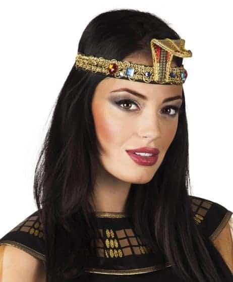 Bandeau egyptien femme
