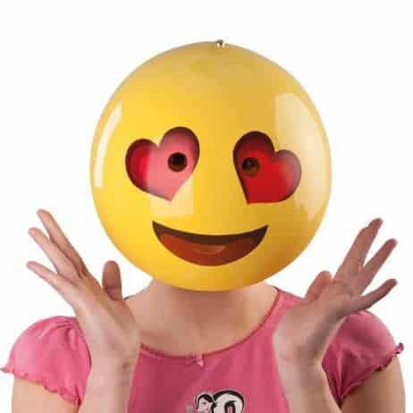 Masque emotion love