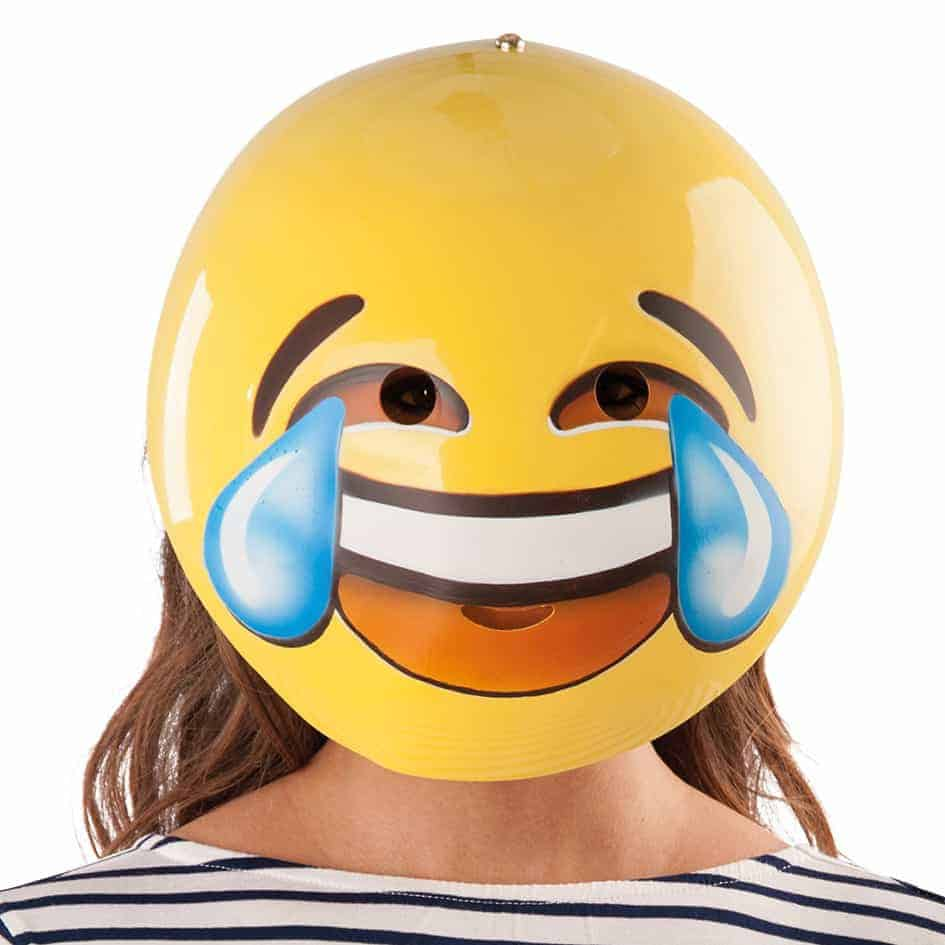 Masque Emoticone Emotion Mdr Ced