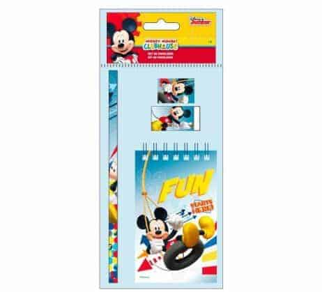 Kit ecolier thème Mickey