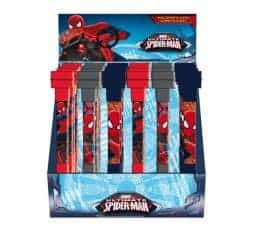 Stylos 3 en 1 Spiderman