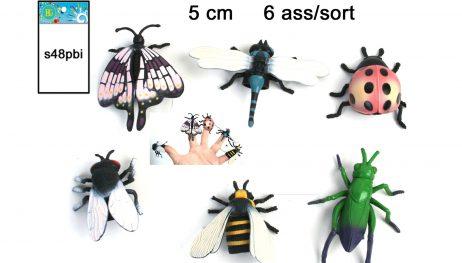 Insectes de doigts