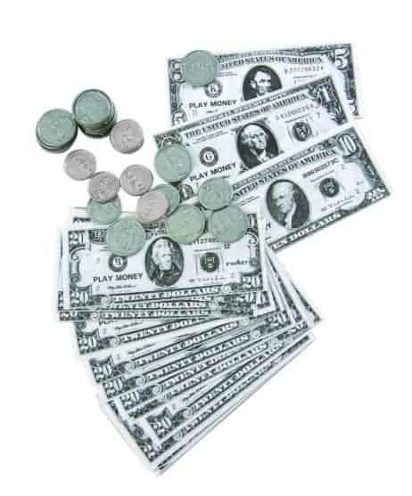 BILLETS ET PIÈCES US (Dollars et monnaie US)