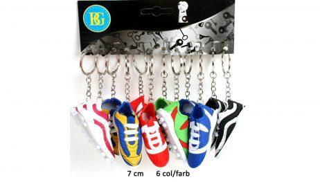 PORTE CLÉ - THÈME SPORT (Chaussures de foot)