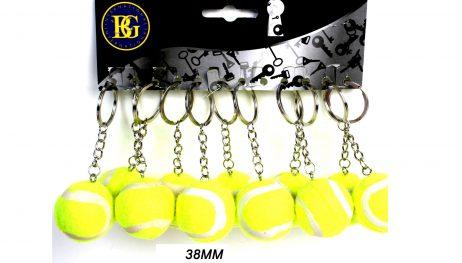 Porte clé balles de tennis