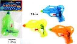Pistolet a eau transparent