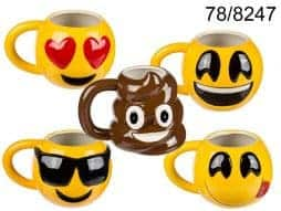 Tasses emoticones