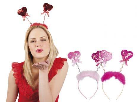 Coiffe saint valentin