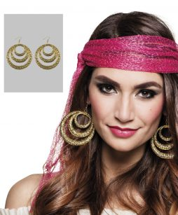 boucles gipsy or