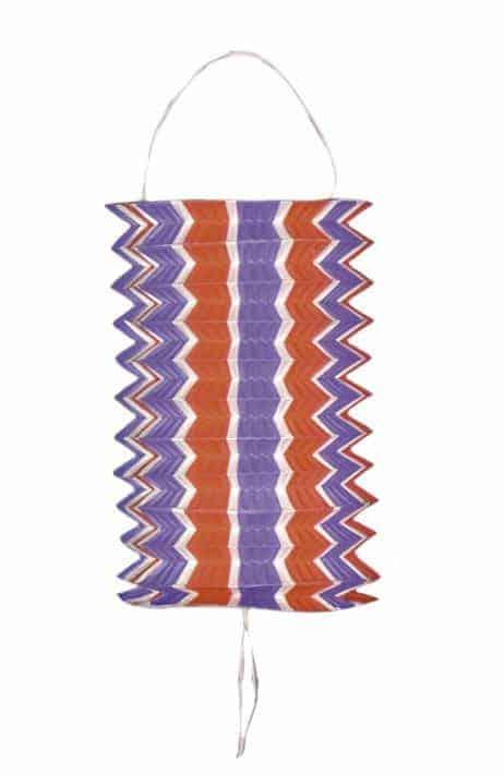 Lampions Tricolores