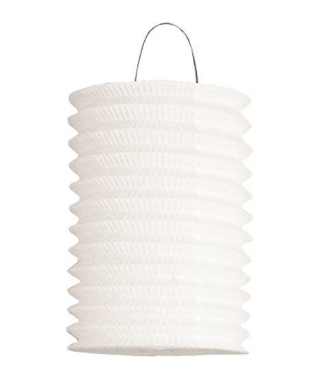 Lampion blanc 16 cm