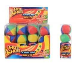 Boite balles de jonglage