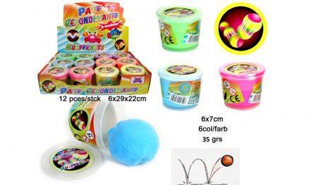 BOX PÂTE REBONDISSANTE (Assortiment 6 coloris)