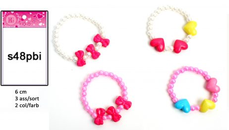 bracelets filles 6 cm