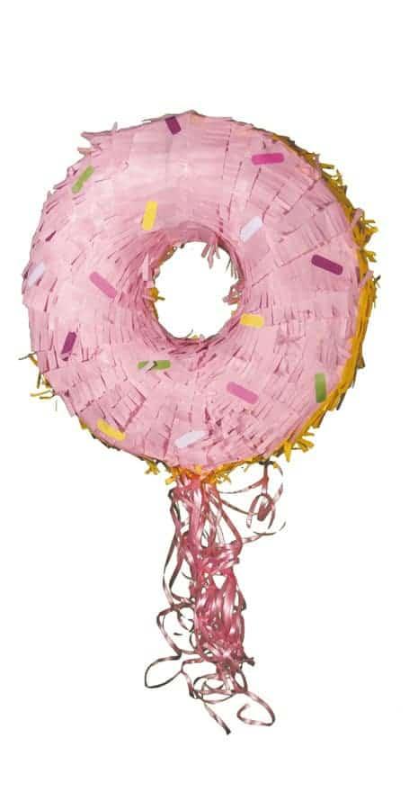 Pinata donuts rose