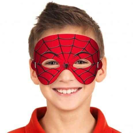 Masque l'homme araignée