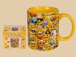 Mug emoticones céramique