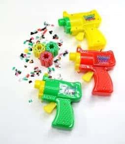 Pistolet lance confetti