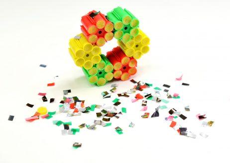 Recharge confettis