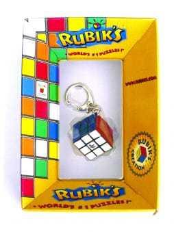 Rubik's cube porte clés