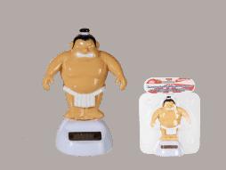Figurine sumo animé