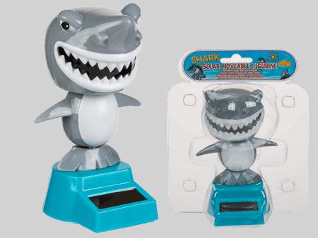 Figurine requin animé