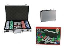 Valise poker 200 jetons