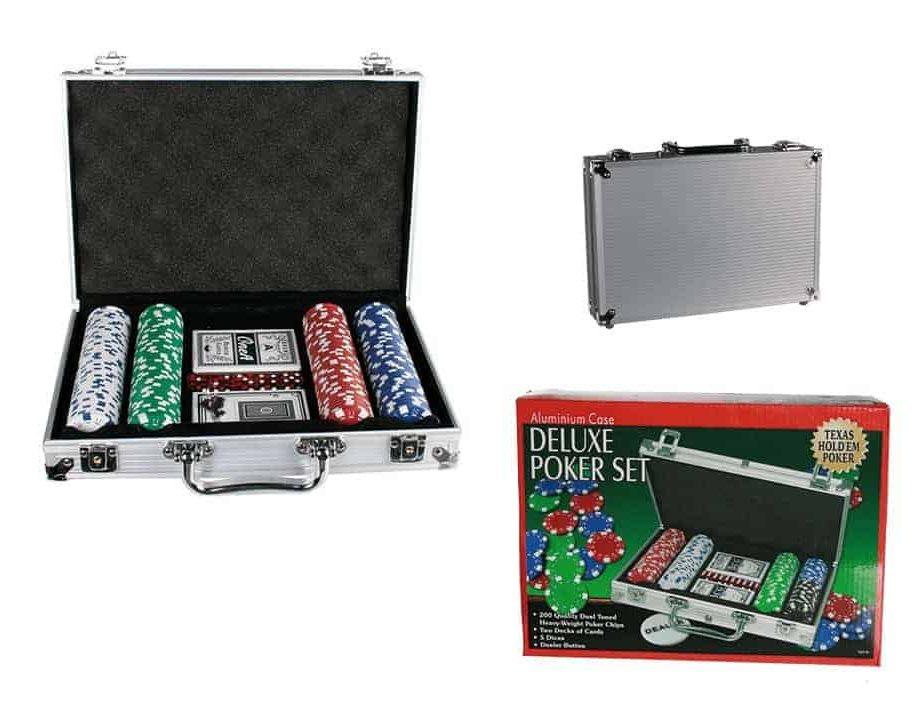Mallette sp cial poker valise de luxe 200 jetons ced - Mallette a dessin professionnel ...