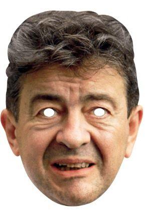 Masque Jean luc Melenchon