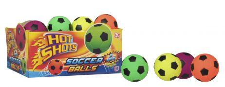 Balles de foot rebondissantes