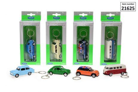Petite voiture porte clé