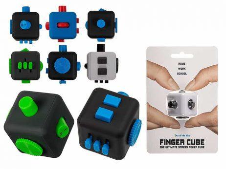 FINGER CUBE HAND SPINNER