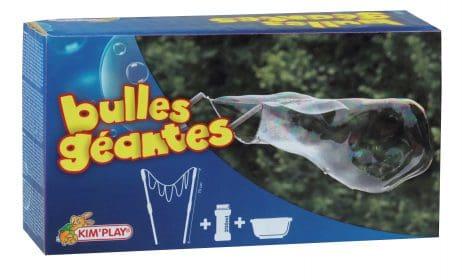 Boite bulles géantes