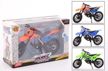 Boite moto cross