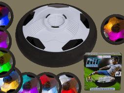 Disque air-foot lumineux