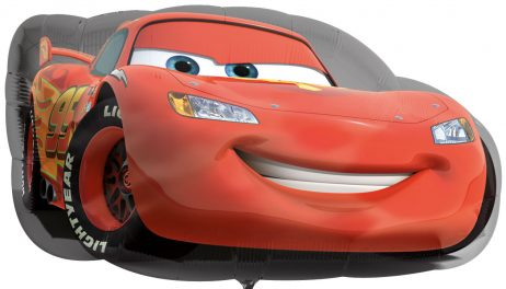 Gonflable Cars Disney