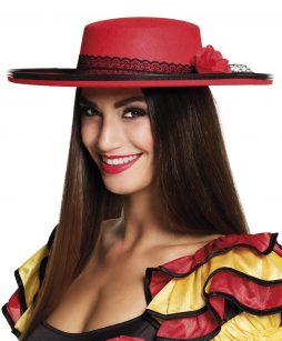 chapeau femme espagnole