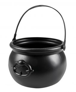 Chaudron noir 13 x 19 cm