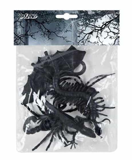 Sachet d'insectes assortis