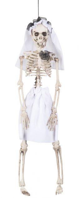 Squelette mariée 42 cm